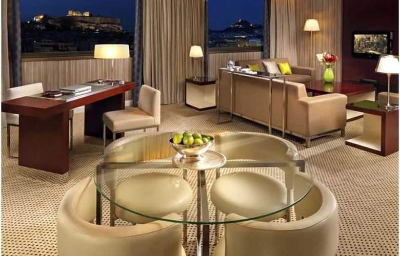 Athenaeum Intercontinental Athens - Room - 5