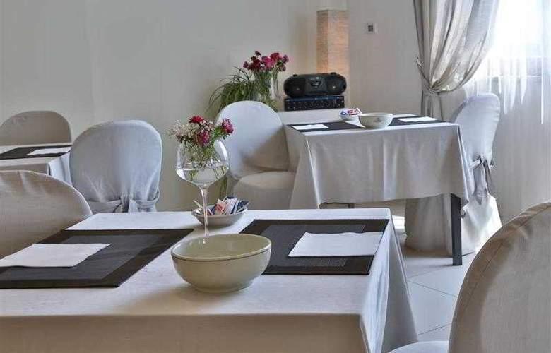 Best Western Cristallo - Hotel - 26