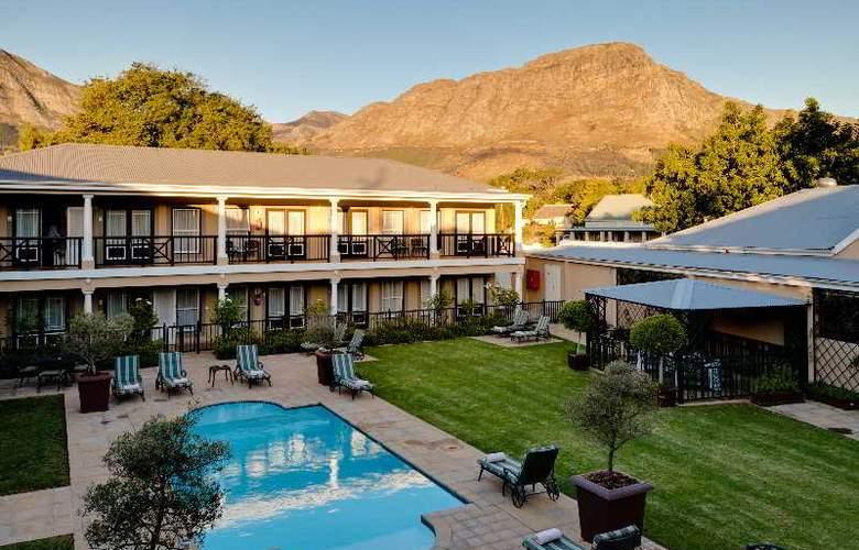 Protea Hotel Franschhoek - Hotel - 0