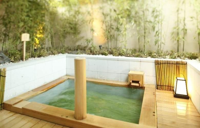 Kyoto Arashiyama Onsen Kadensho - Hotel - 7