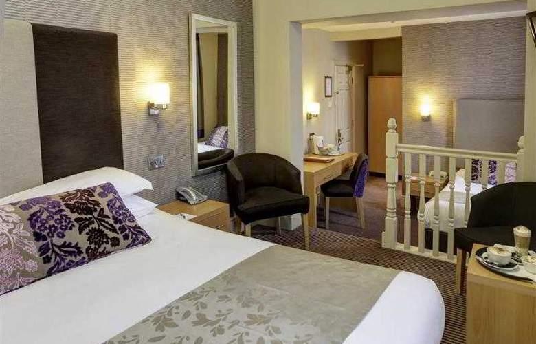 Best Western Westley - Hotel - 50