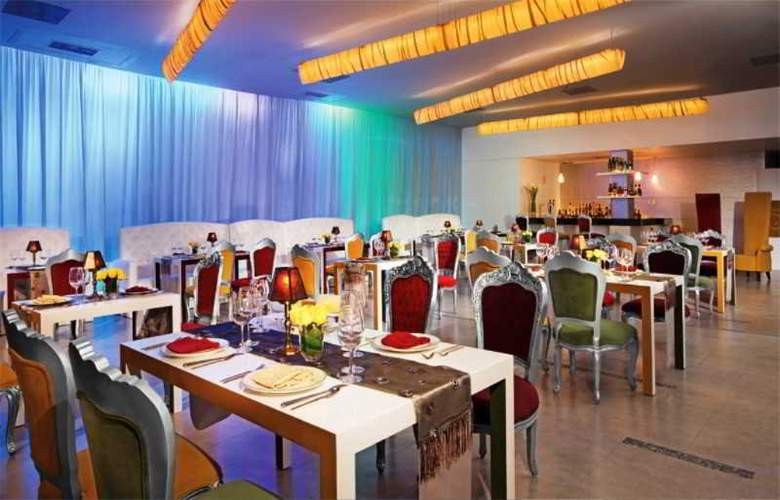 Amresorts Dreams Riviera Cancun - Restaurant - 20