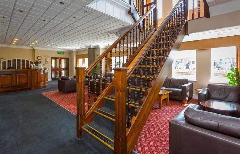 Best Western Consort Hotel - Hotel - 41