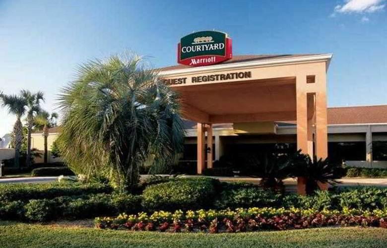 Courtyard Orlando Lake Buena Vista at - Hotel - 0