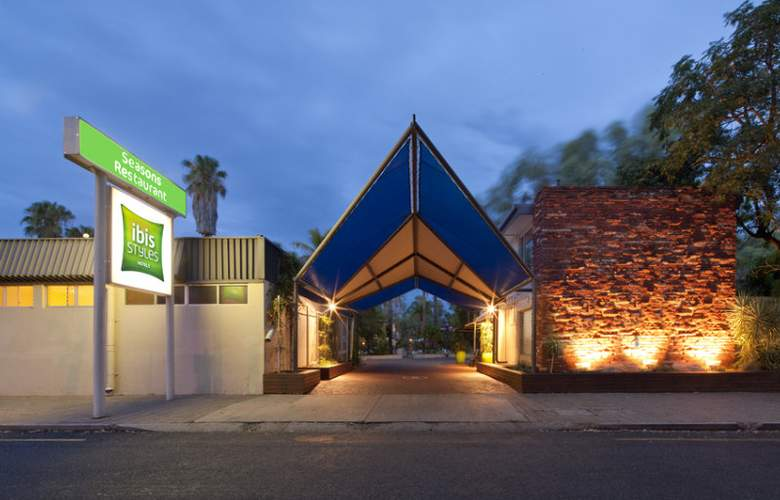 ibis Styles Alice Springs Oasis - General - 1
