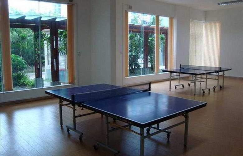 Ramada Plaza Guangzhou - Sport - 10