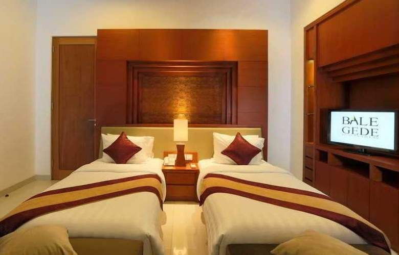 Bale Gede Villas - Room - 4