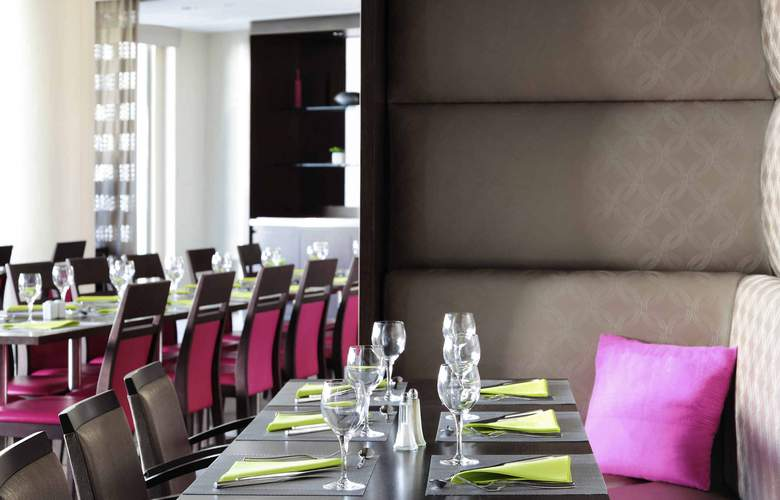 Novotel La Grande Motte Golf - Restaurant - 4