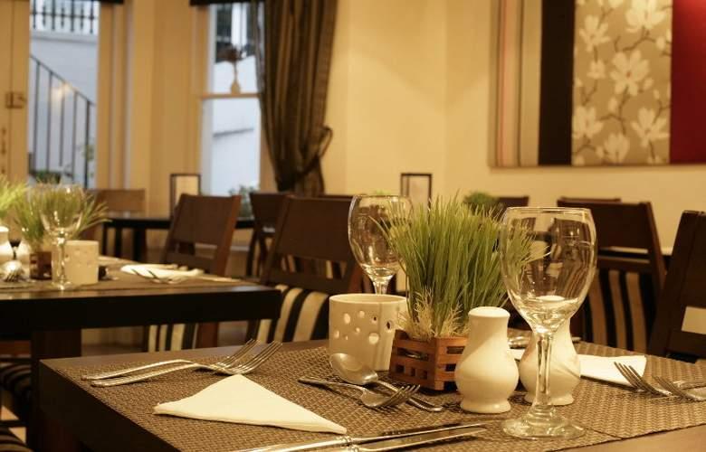 London Lodge - Restaurant - 6