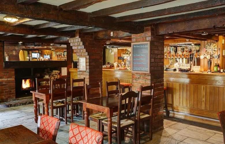 Best Western Reading Moat House - Restaurant - 59