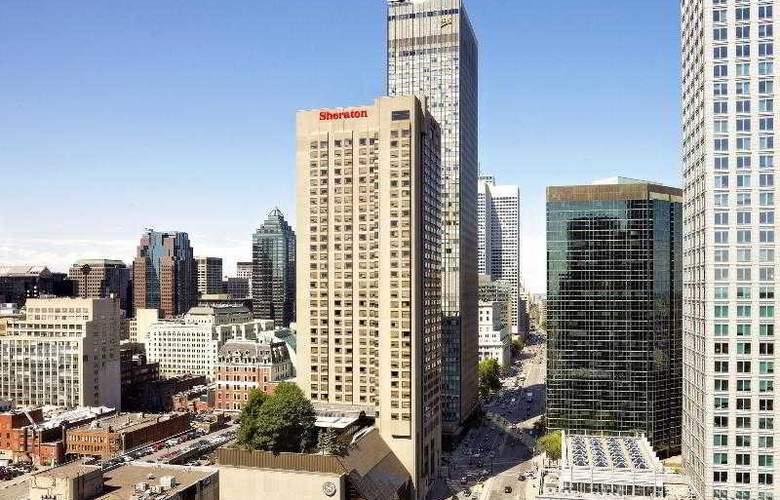 Le Centre Sheraton Hotel Montreal - Hotel - 7