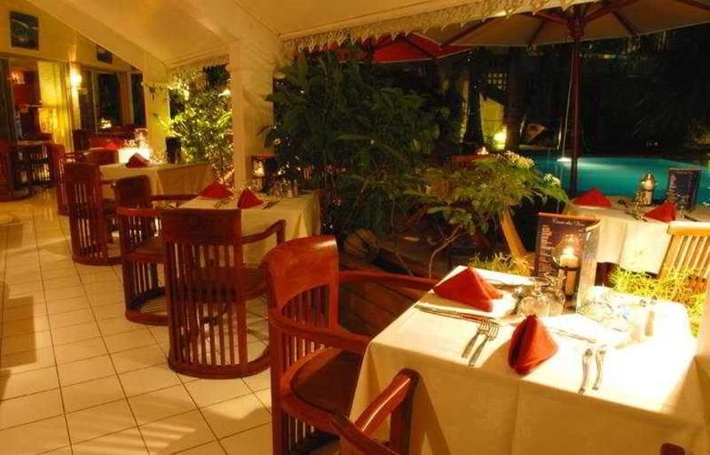 Swalibo Hotel Reunion - Restaurant - 12