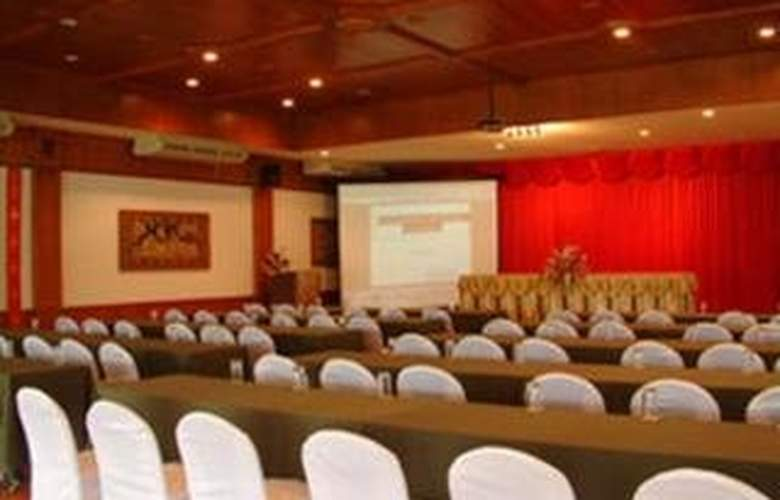 Golden Pai & Suite Resort Mae Hong Son - Conference - 9