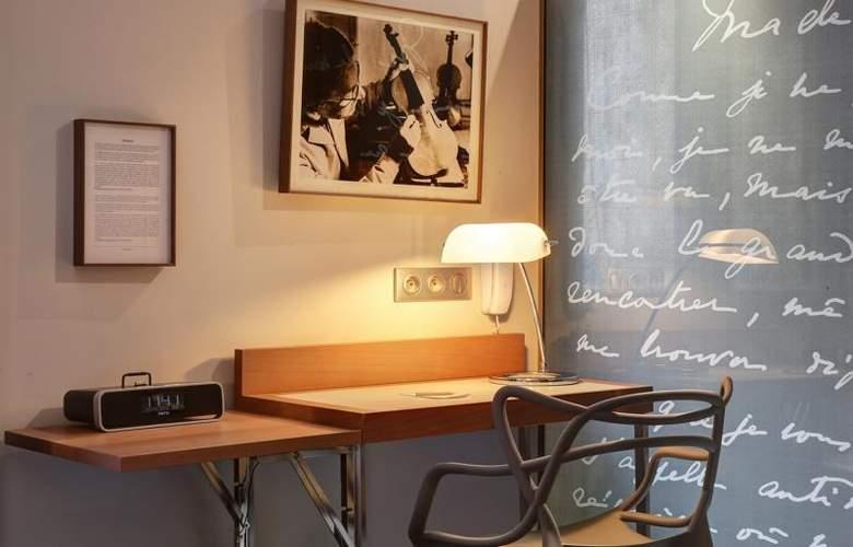 Best Western Hôtel Littéraire Premier Le Swann - Room - 107