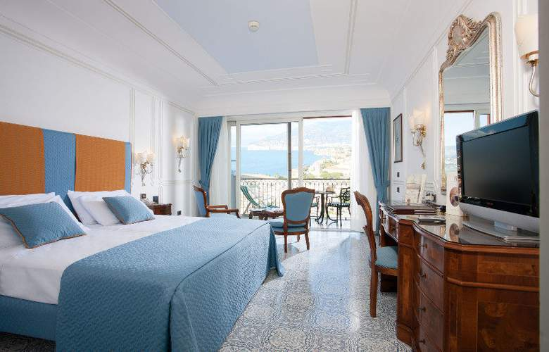 Grand Hotel Capodimonte - Room - 2