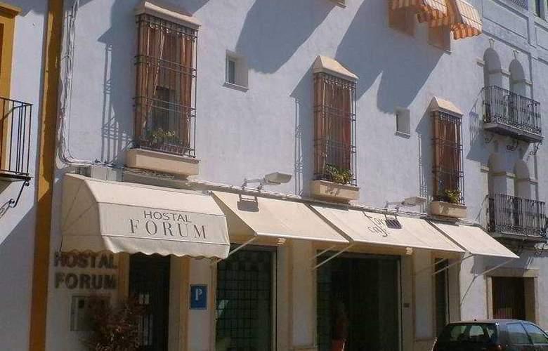 Hostal Forum - Hotel - 0