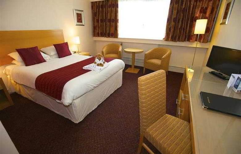 Best Western Forest Hills Hotel - Hotel - 191