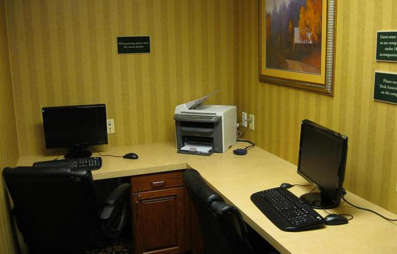 Best Western Executive Inn & Suites - Conference - 145