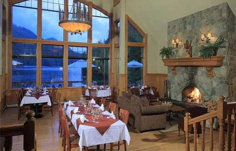 Eagle Nook Wilderness Resort & Spa - Restaurant - 8