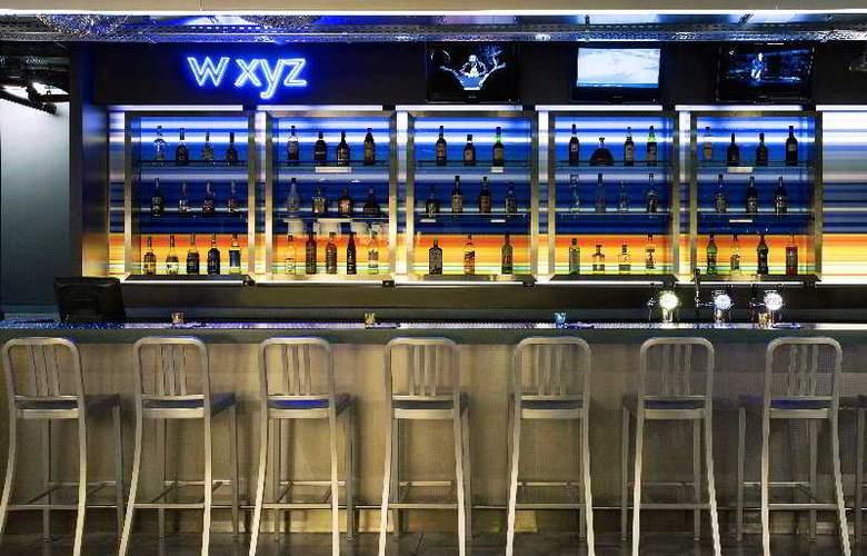 Aloft Brussels Schuman - Bar - 0
