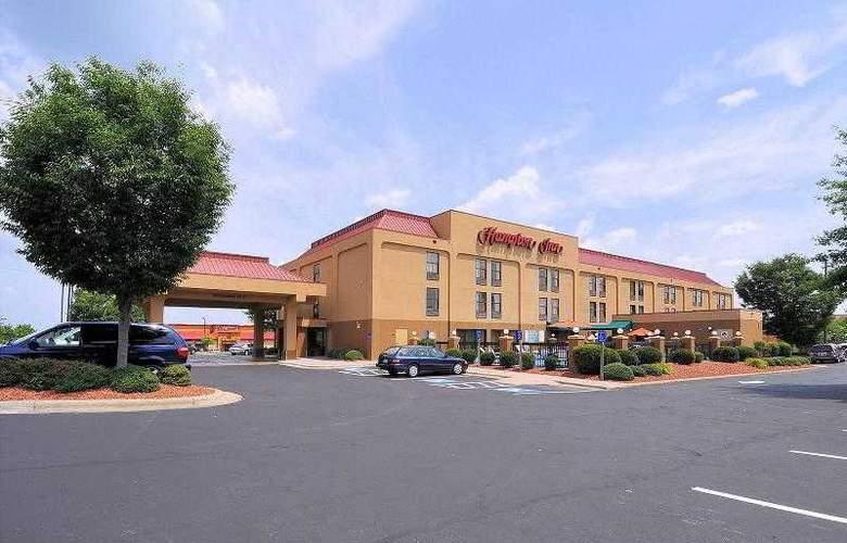 Hampton Inn Eden - Hotel - 12
