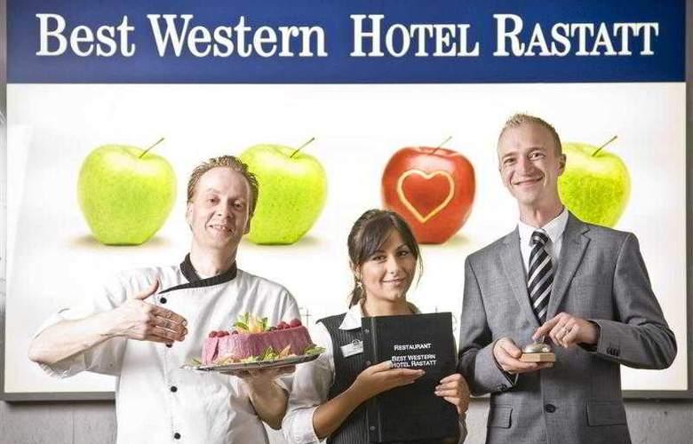 Best Western Hotel Rastatt - Hotel - 5