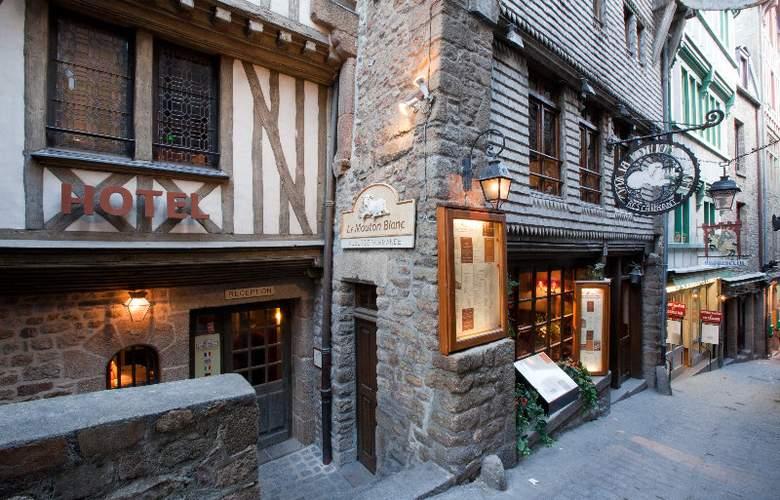 Mouton Blanc - Hotel - 0