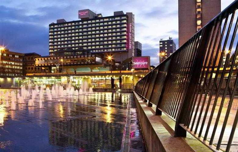 Mercure Manchester Piccadilly - Hotel - 14