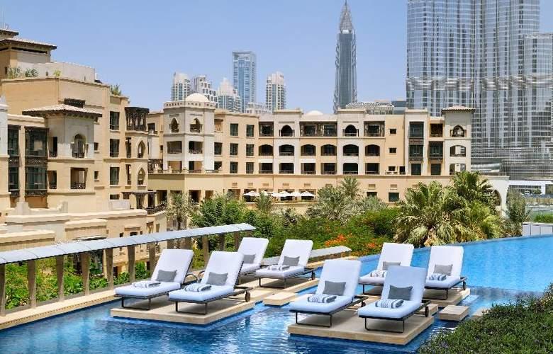 The Address Downtown Dubai - Pool - 3