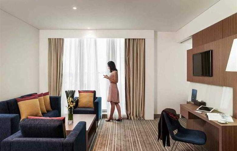 Novotel Saigon Centre - Hotel - 8