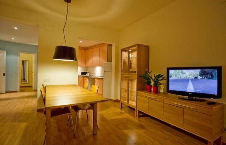 Las Ramblas Bacardi Apartments / Bacardi Central Suites - Room - 9