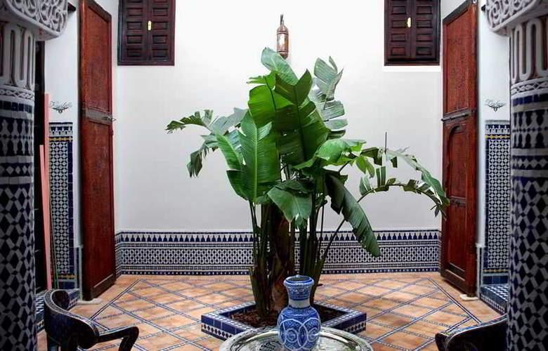 Riad Algila Fes - Terrace - 1