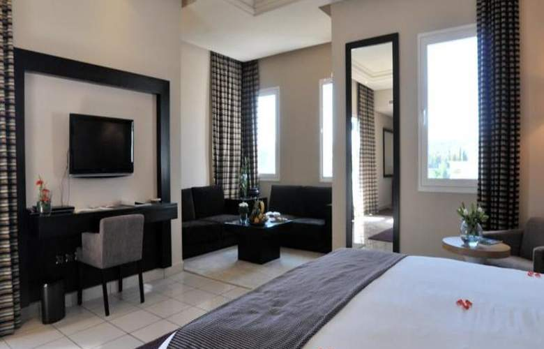 Golden Tulip Andalucia Golf Tangier - Room - 12