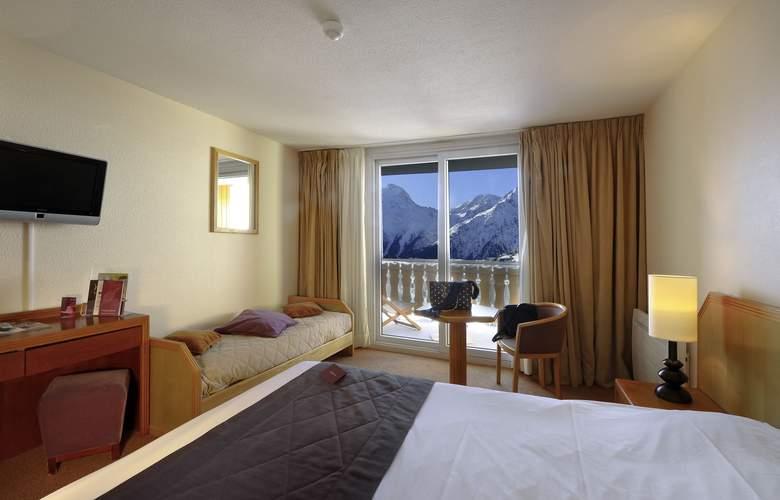 Mercure Les Deux-Alpes 1800 - Room - 1