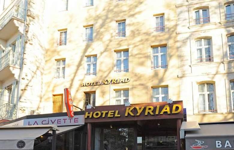 Kyriad Palais Des Papes - Hotel - 0