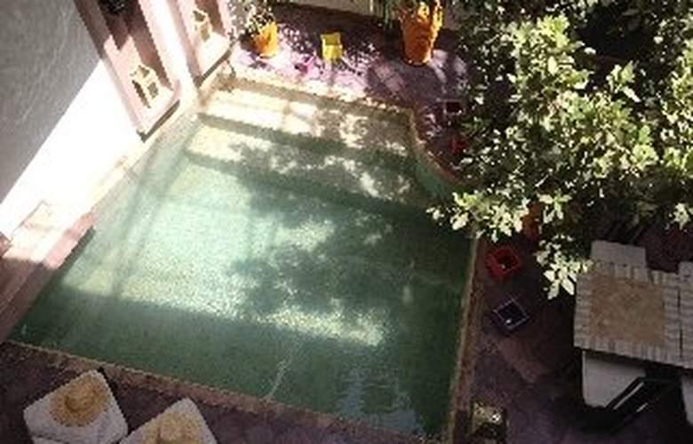 Riad Jardin Des Reves - Pool - 2