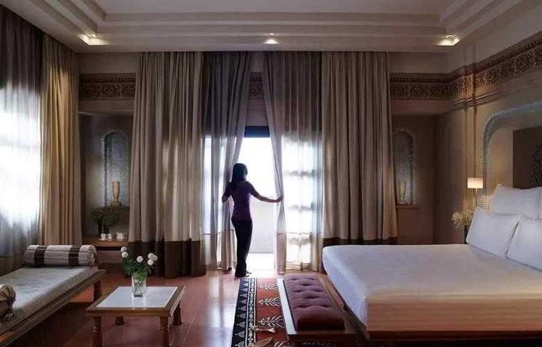 Pullman Putrajaya Lakeside - Hotel - 9