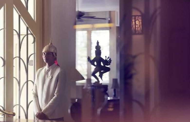 Raffles Grand Hotel d'Angkor - General - 13