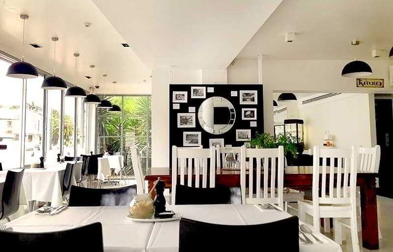 Cosmopolitan Hotel Melbourne - Restaurant - 8