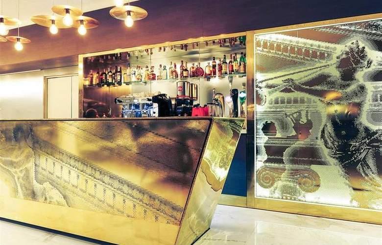 Mercure Bucharest City Center - Bar - 15
