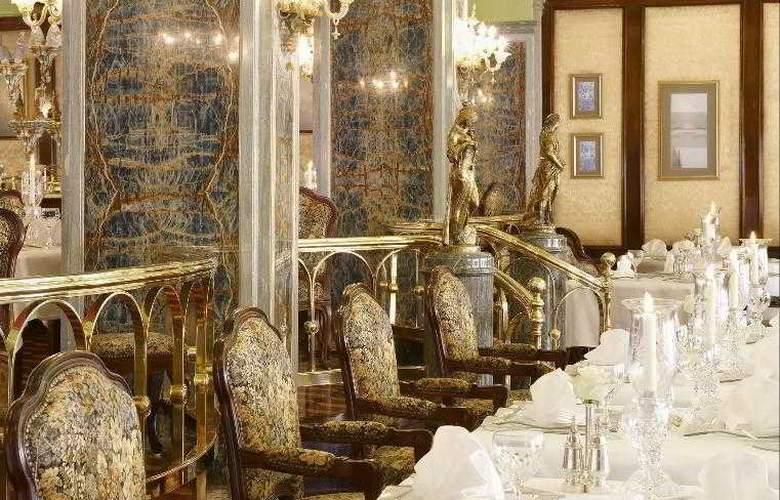 Sheraton Kuwait Hotel & Towers - Restaurant - 26
