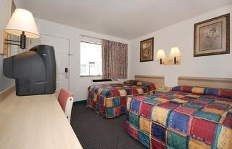 Rodeway Inn Near Country Music Hall of Fame - Room - 3