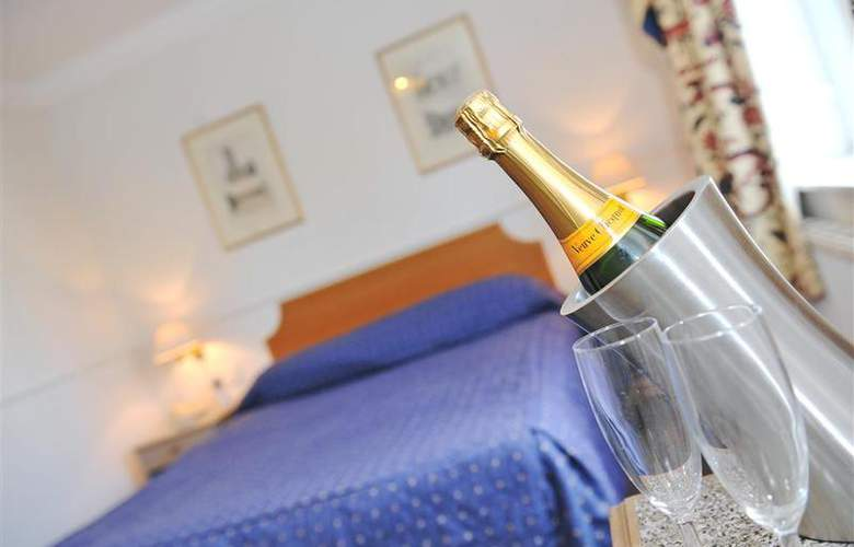 Best Western Montague Hotel - Room - 116