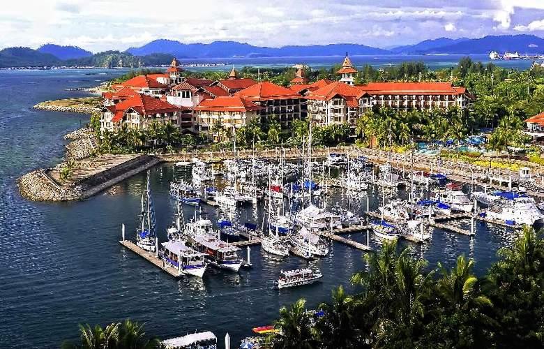 Sutera Harbour Resort - Magellan Sutera - Hotel - 10