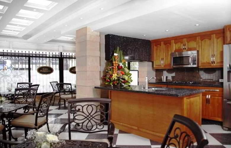 Hotel Casa Mahanaim - Restaurant - 1