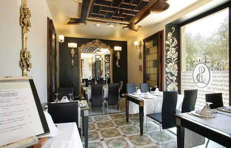 Sacristia de Santa Ana - Restaurant - 6