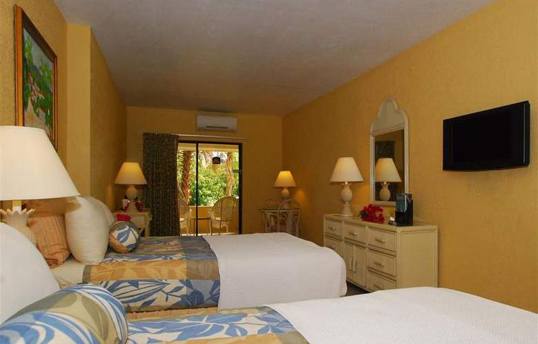 Lindbergh Bay Hotel and Villas - Room - 31