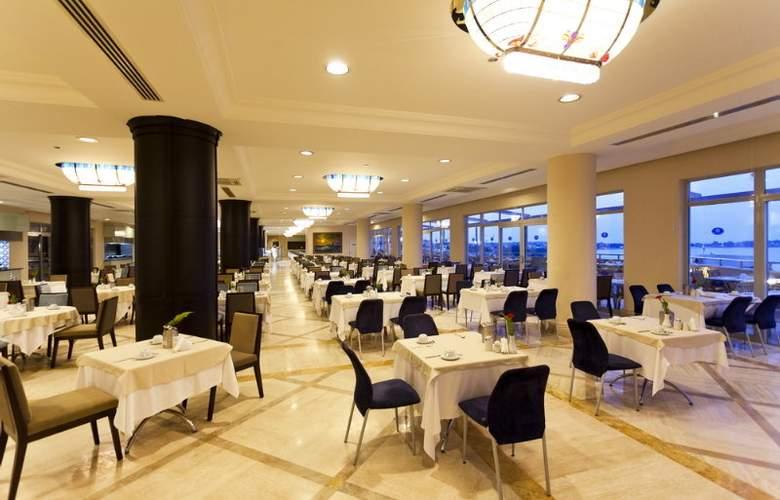 Melas Resort Hotel Side - Restaurant - 18