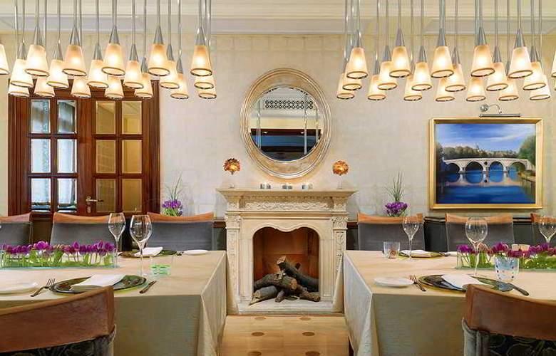 The St Regis Grand Hotel Rome - Restaurant - 5