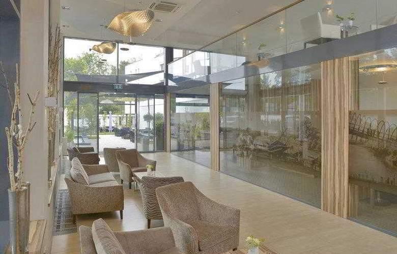 Best Western Parkhotel Oberhausen - Hotel - 29